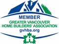 Greater Vancouver Home Builders Association Member